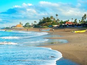 Pantai Nelayan (Fisherman's beach), Canggu - one minute walk from Hidden Villa